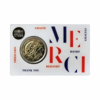 "France 2020 - ""Medical research"" - coincard - Type 2"