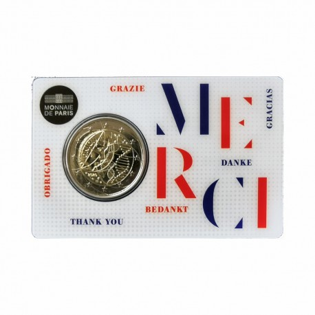 """France 2020 - """"Medical research"""" - coincard - Type 2"""