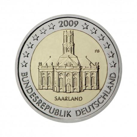 """Nemčija 2009 - """"Saarland"""" - F"""