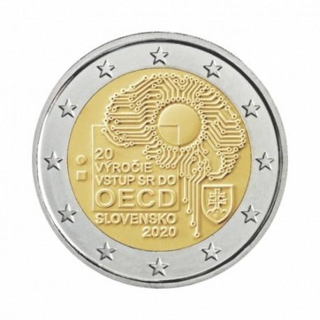 "Slovakia 2020 - ""OECD"" - UNC"