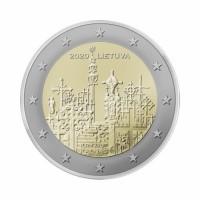 """Litva 2020 - """"Hrib križev"""" - UNC"""