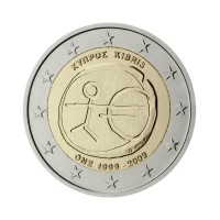 "Cyprus 2009 - ""EMU"" - UNC"