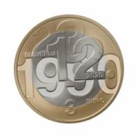 """Slovenija 3 evre 2020 - """"Plebiscit"""" - UNC"""