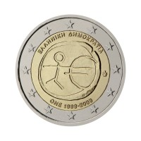 "Grčija 2009 - ""EMU"" - UNC"