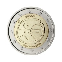 """Španija 2009 - """"EMU"""" - UNC"""