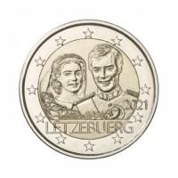 """Luxembourg 2021 - """"Wedding """" - UNC"""