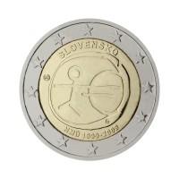 """Slovaška 2009 - """"EMU"""" - UNC"""