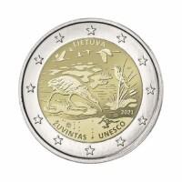 """Litva 2021 - """"Žuvintas - Biosferni rezervat"""" - UNC"""