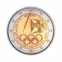 "Portugal 2021 - ""Tokyo Olympics Games"" - UNC"