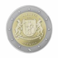 """Lithuania 2021 - """"Dzūkija Region"""" - UNC"""