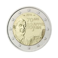 "France 2010 - ""Appeal of June 18"" - UNC"