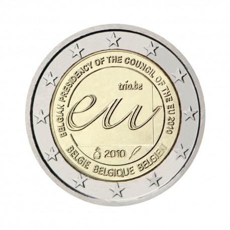 """Belgium 2010 - """"Presidency of the Council of the EU"""""""