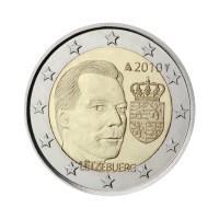 "Luksemburg 2010 - ""Grb velikega vojvode"" - UNC"