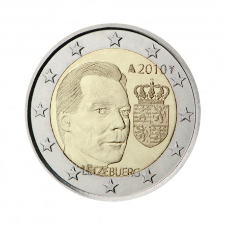 """Luksemburg 2010 - """"Grb velikega vojvode"""""""