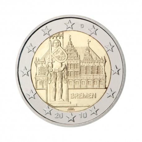 "Germany 2010 - ""Bremen"" - D"