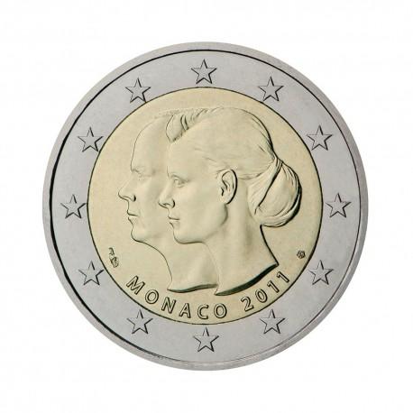 "Monaco 2011 - ""Prince Albert and Charlene Wittstock"""