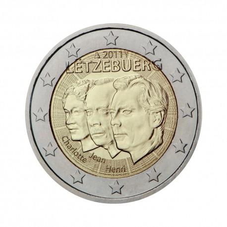 """Luksemburg 2011 - """"Veliki vojvoda Jean"""""""