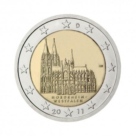 """Nemčija 2011 - """"Severno Porenje - Vestfalija"""" - D"""