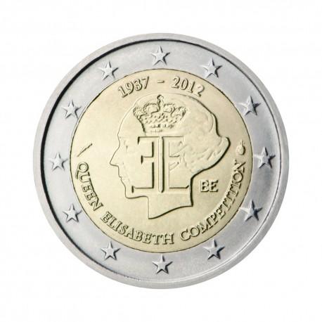"""Belgija 2012 - """"Tekmovanje kraljice Elizabete"""""""