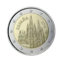 """Španija 2012 - """"Katedrala Burgos"""" - UNC"""