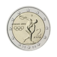 "Greece 2004 - ""Olympics Games"" - UNC"