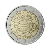 "Austria 2012 - ""Ten years of the Euro"" - UNC"