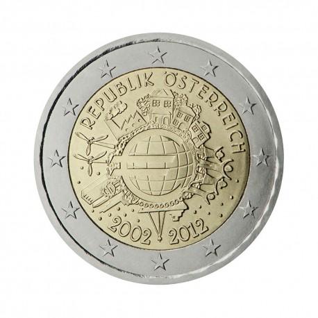 """Avstrija 2012 - """"Deset let Evra"""""""