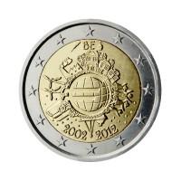 "Belgija 2012 - ""Deset let Evra"" - UNC"