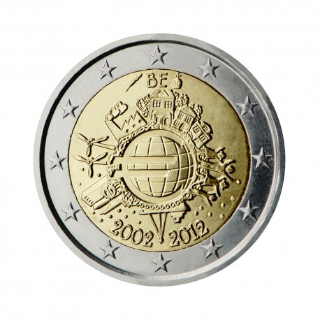 "Belgija 2012 - ""Deset let Evra"""