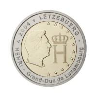 """Luxemborug 2004 - """"Veliki vojvoda Henrik"""""""