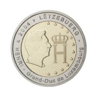 "Luxembourg 2004 - ""Veliki vojvoda Henri"" - UNC"