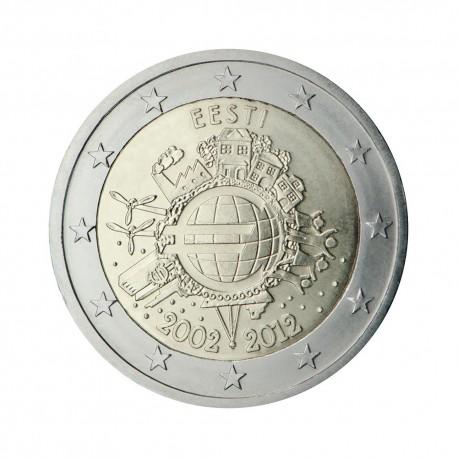 "Estonia 2012 - ""Ten years of the Euro"""