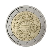 "France 2012 - ""Ten years of the Euro"" - UNC"