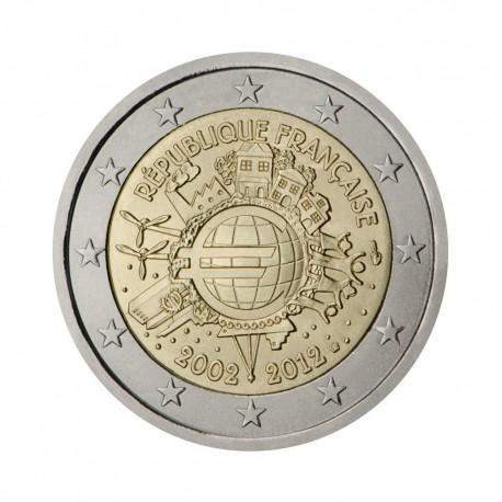 """Francija 2012 - """"Deset let Evra"""""""