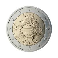 """Irska 2012 - """"Deset let Evra"""" - UNC"""