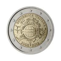 "Italija 2012 - ""Deset let Evra"""