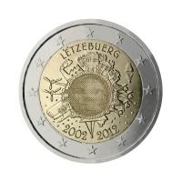 "Luksemburg 2012 - ""Deset let Evra"" - UNC"