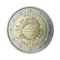 "Malta 2012 - ""Deset let Evra"" - UNC"