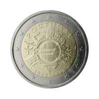 "Portugal 2012 - ""Ten years of the Euro"" - UNC"