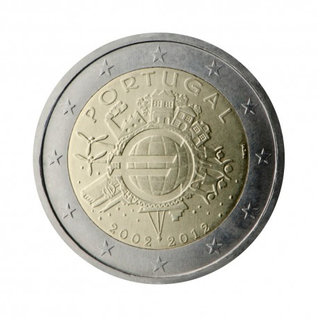 "Portugal 2012 - ""Ten years of the Euro"""