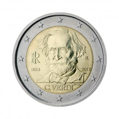 "Italy 2013 - ""Giuseppe Verdi"" - UNC"
