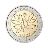 "Finland 2004 - ""Enlargement of the EU"" - UNC"