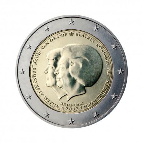 "Nizozemska 2013 - ""Kraljica Beatrix"" - UNC"