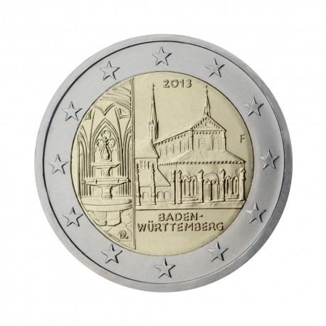 "Nemčija 2013 - ""Baden-Württemberg"" - F - UNC"