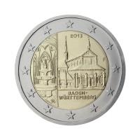 "Nemčija 2013 - ""Baden-Württemberg"" - J - UNC"