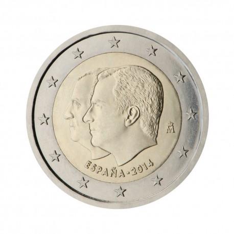 "Spain 2014 - ""Juan Carlos"" - UNC"