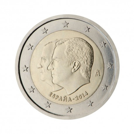 "Španija 2014 - ""Juan Carlos"" - UNC"