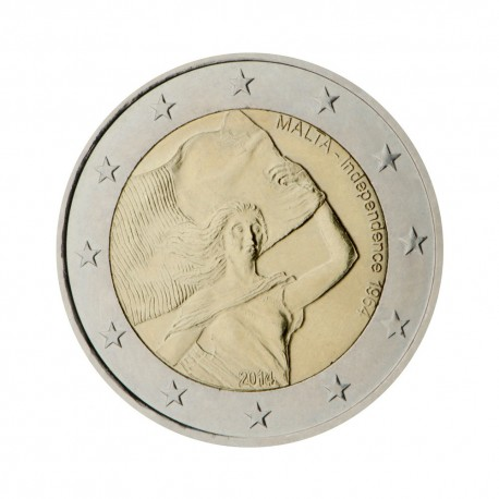 "Malta 2014 - ""Osamosvojitev"" - UNC"