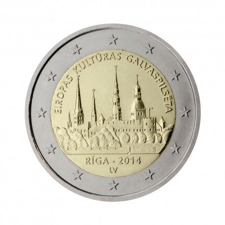 "Latvija 2014 - ""Riga"" - UNC"