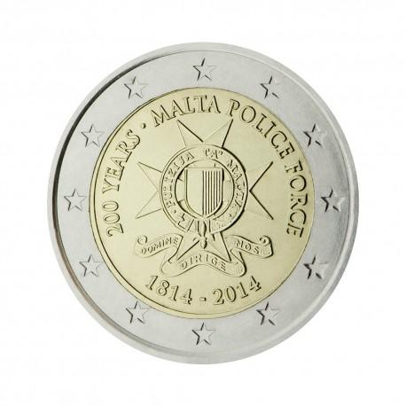 "Malta 2014 - ""Police Force"" - UNC"
